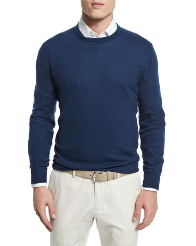 Baby Cashmere Crewneck Sweater