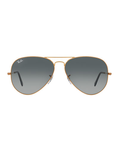 Men's Aviator Large Metal II Sunglasses