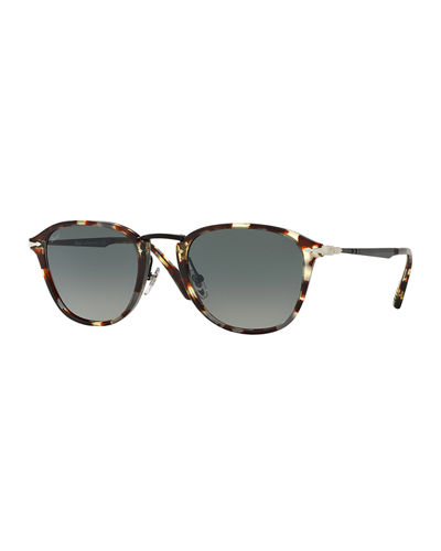 Calligrapher Edition PO3165S Acetate Sunglasses