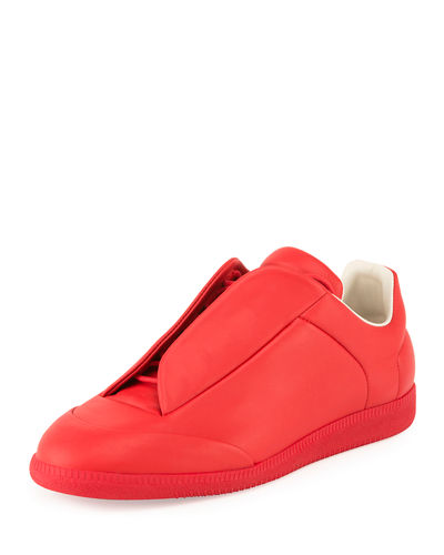 Men's Future Leather Low-Top Sneaker