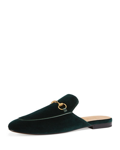 c17f95079b Kings Velvet Loafer Slide