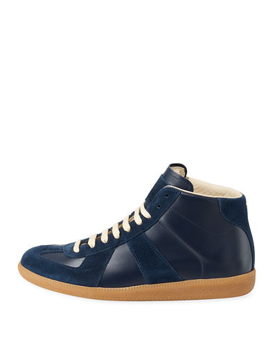Men's Replica Mid-Top Sneakers