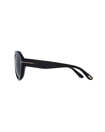 Felix Acetate Aviator Sunglasses