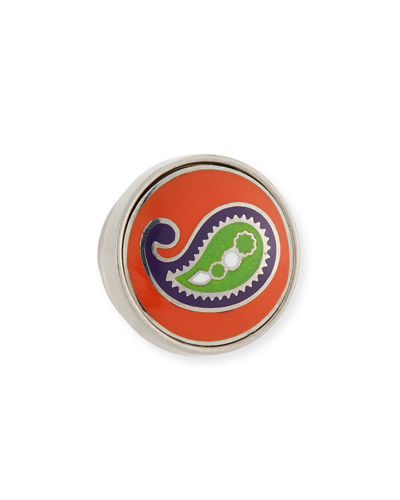 Etro Men's Spilla Brooch