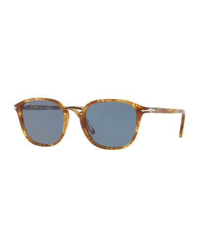 PO3186S Acetate Polarized Sunglasses