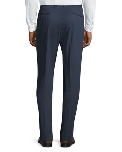Micky Slim-Fit Stretch-Gabardine Pants