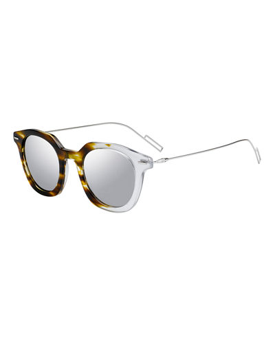 Master Square Acetate Sunglasses