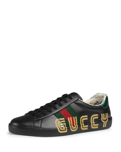 a7899036e Gucci Men s Shoes   Loafers   Sneakers at Bergdorf Goodman