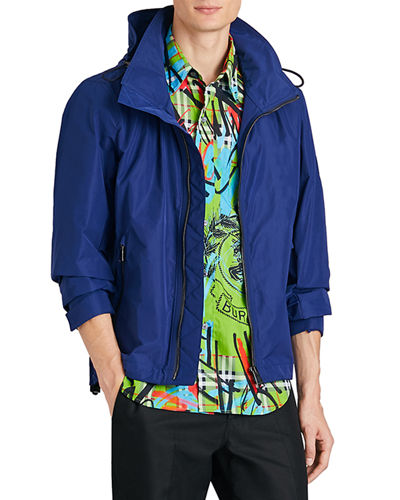 Men's Hedley Zip-Front Jacket