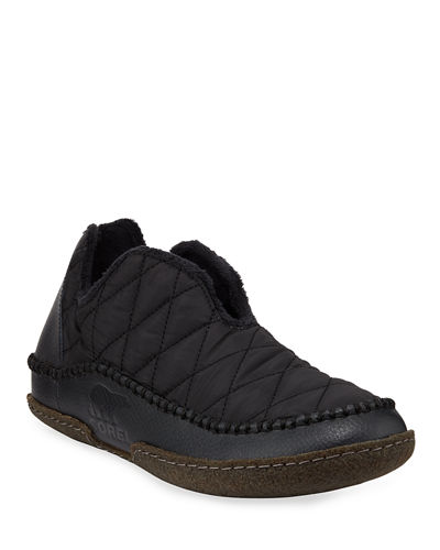 Men's Manawan Waterproof Quilted Bootie