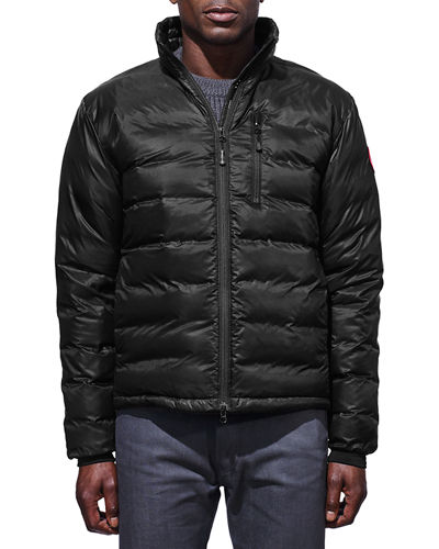 Men's Lodge Down Puffer Jacket