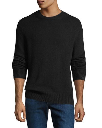 Men's Haldon Cashmere Crewneck Sweater