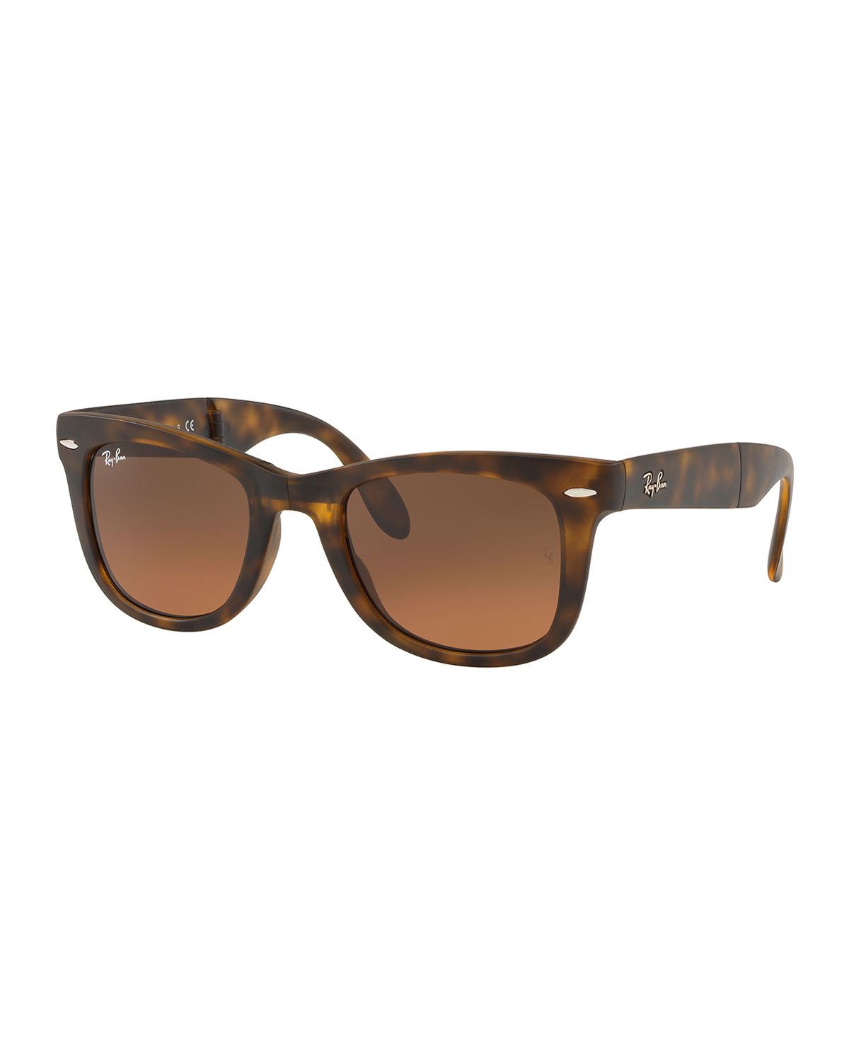 Ray Ban Sunglasses MEN'S WAYFARER FOLDING SUNGLASSES