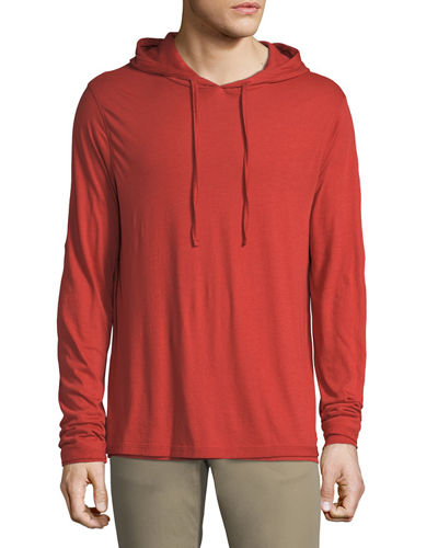 Men's Double-Layer Pullover Hoodie