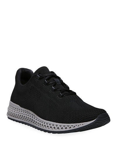 Men's Nevan Knit Trainer Sneakers