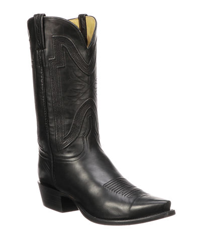 Men's Collins Leather Cowboy Boots