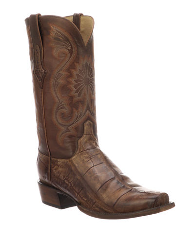 Men's Rio Gator Leather Western Cowboy Boots (Made to Order)