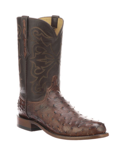 Men's Hudson Full Quill Boots (Made to Order)