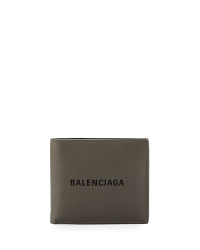 Men's Everyday Grained Leather Wallet