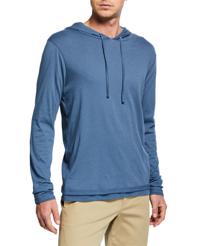 Men's Double Layer Hoodie