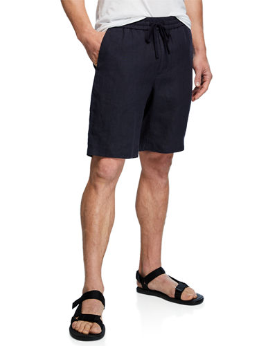 Men's Hemp Pull-On Shorts
