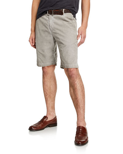 Men's Mirco Corduroy Shorts