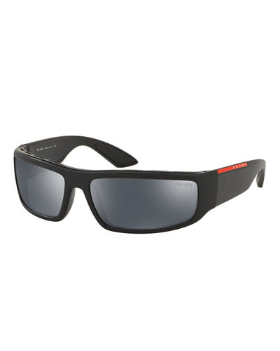 66448ebc64c Men s Square Sunglasses Quick Look. Prada