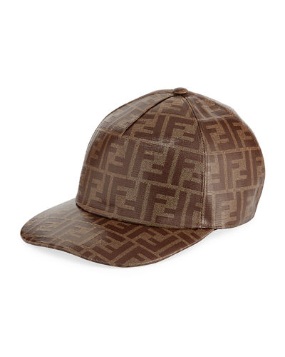Men's Vetrificato Signature FF Baseball Cap