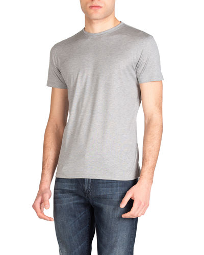 Men's Silk T-Shirt