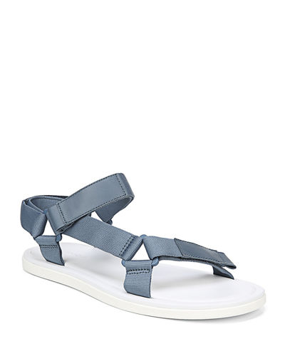 Men's Destin Leather & Nylon Sandals