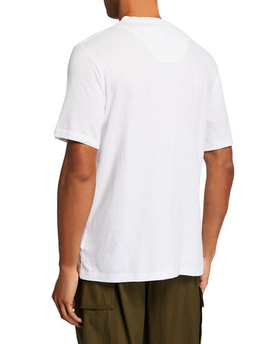 Men's Aviator Cotton T-Shirt