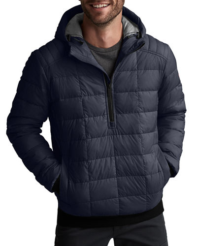 Men's Wilmington Quilted Pullover Jacket