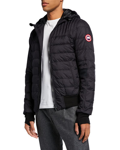 Men's Cabri Hooded Puffer Jacket