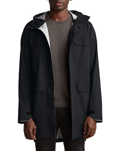 Men's Seawolf Hooded Jacket w/ Waterproof Coating