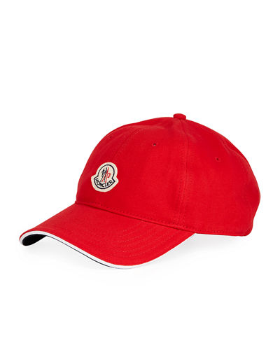 Men's Small-Logo Baseball Cap