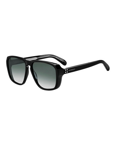 Men's Universal Fit Plastic Sunglasses