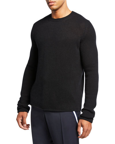 Men's Soft Cashmere Sweater