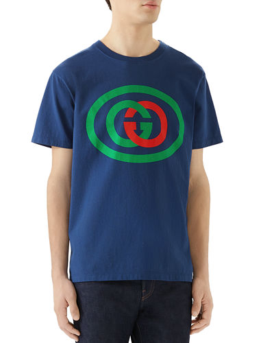 Men's GG Logo T-Shirt