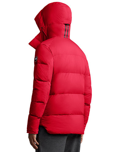 Men's Armstrong Hooded Puffer Jacket
