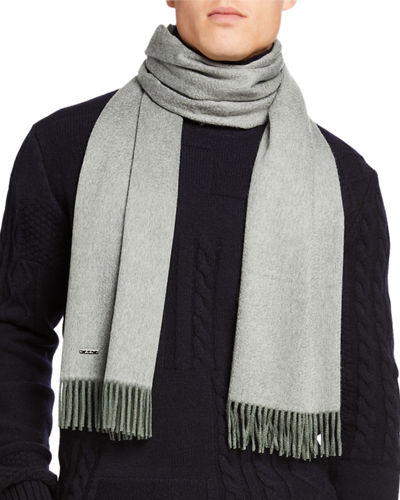 Men's Elite Cashmere Scarf