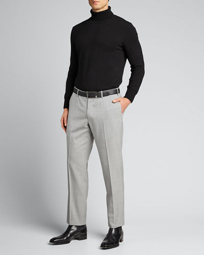 Men's Bi-Stretch Tech-Wool Pants