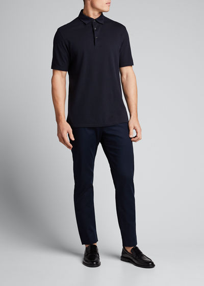 Men's Griffith Straight-Leg Chino Pants