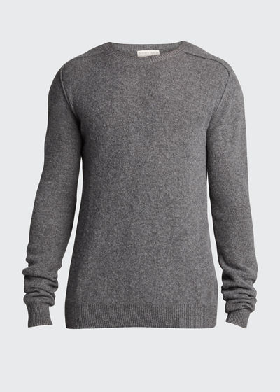 Men's Core Cashmere Crewneck Sweater