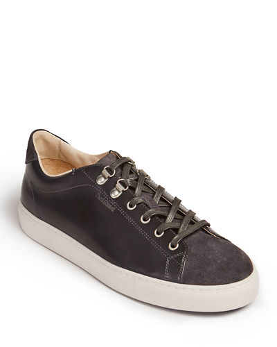 Men's Game Suede  Low-Top Sneakers