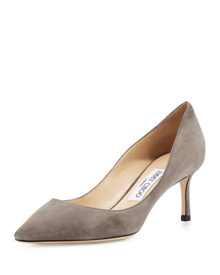 Jimmy choo Pumps Romy 60 suede