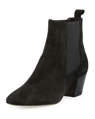 Aquatalia Suede Chelsea Boots discount low cost RKVnGHQ
