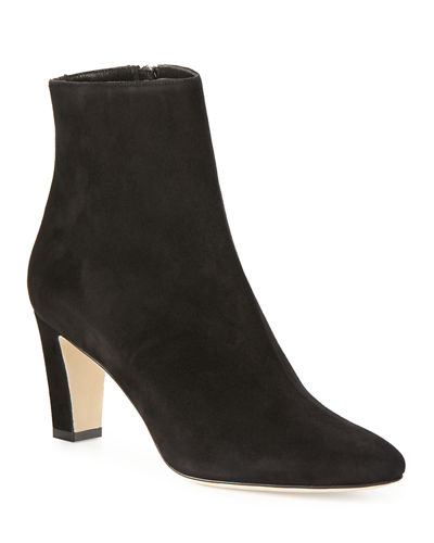 Insopo Suede 70mm Bootie