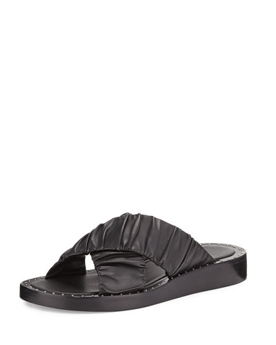 3.1 Phillip Lim Floral Slide Sandals browse for sale low shipping fee cheap online Yq2gt