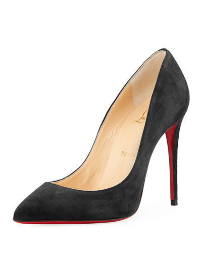32dcc67903cf Pigalle Follies Suede Red Sole Pumps Quick Look. Christian Louboutin