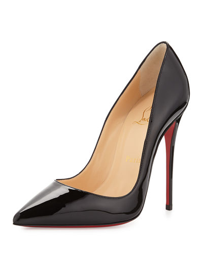 1988a8017f0 So Kate Patent Red Sole Pump Quick Look. Christian Louboutin